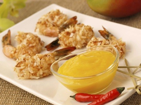 Chilli Mango and Ginger Dip