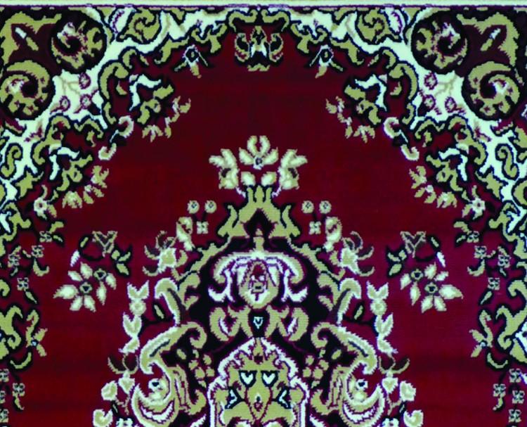 Allure Bordeaux Carpet