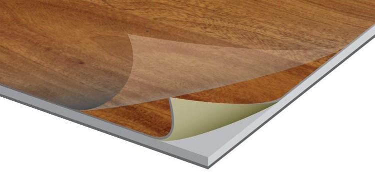 Natural Elements Vinyl Flooring Diagram