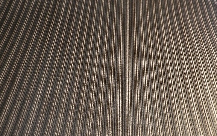 Twine brown stripes