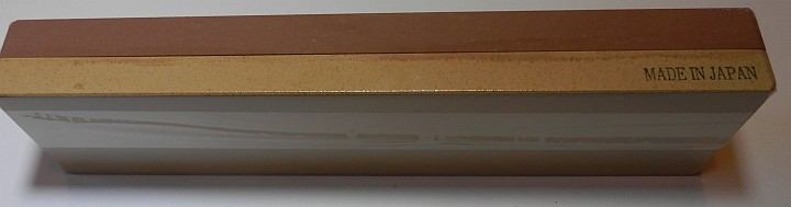 King Combination Stone K-80s 1000 and 6000 grit side view