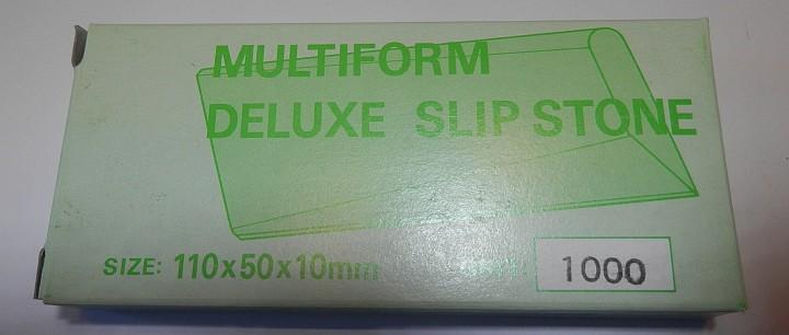 Sun Tiger Multiform deluxe Slip Stone 1000 Grit 110 x 50 x 10mm box