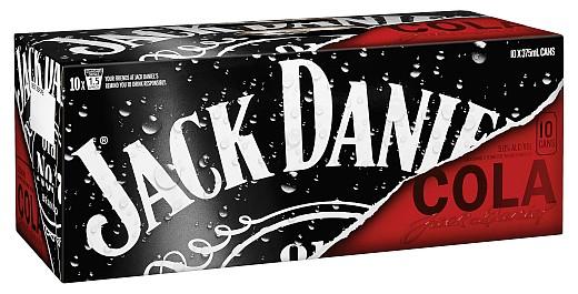 Jack Daniels and Cola