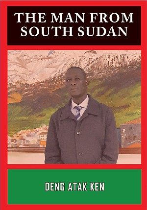 Man from South Sudan small