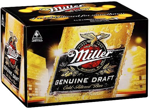 Miller Draft 24 Bottles